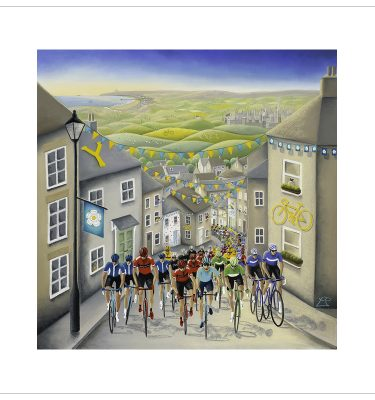 Pedals Passion and Glory by Lucy Pittaway