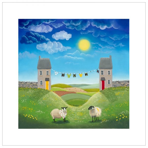 Spot the Sheep by Lucy Pittaway