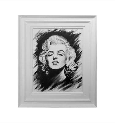 Marilyn Monroe by Tony Byrne