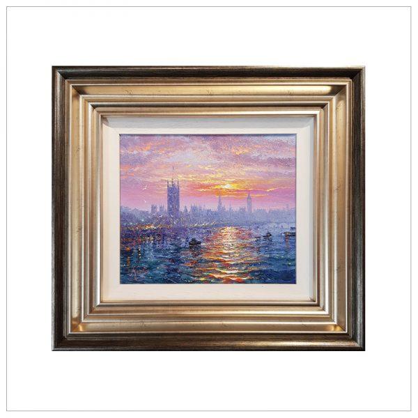Thames Sparkle by Andrew Grant Kurtis