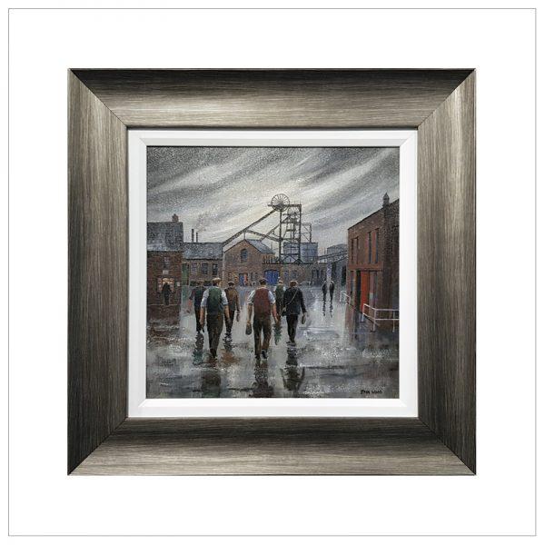 Pit Men by John Wood