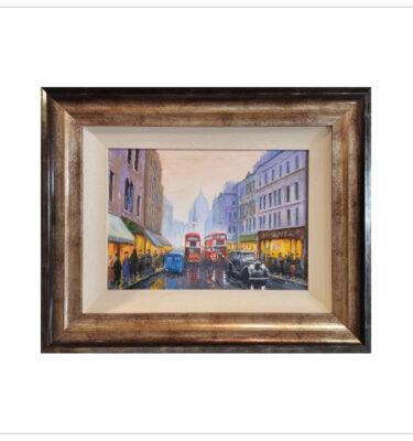 Fleet Street by Michael Smart