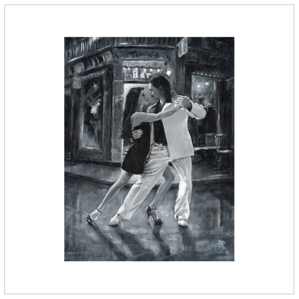 Dance Me Senorita by Tony Byrne